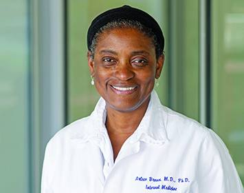 UCLA Health People: Arleen Brown, MD, PhD
